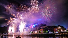 Fire - 7420 (✵ΨᗩSᗰIᘉᗴ HᗴᘉS✵89 000 000 THXS) Tags: fire fireworks belgium europa aaa namuroise look photo friends be yasminehens interest eu fr party greatphotographers lanamuroise flickering night sony