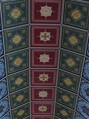 Photo of Pugin's Ceiling, St Francis Handsworth