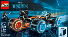 TRON: Legacy Light Cycles Set for $22 (fbtb) Tags: 21314 tron legacy