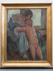 Mutterliebe / Motherly love (1911), Lovis Corinth (1858-1925) (michael_s_pictures) Tags: mutterliebe motherly love corinth altenationalgalerie berin