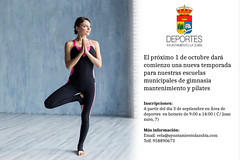 Escuela municipal (Ayto La Zubia) Tags: matsyendrasana vakrasana activity ardha asana beginner class closeup club coaching doing easy exercise female fit fitness friends gentle girl group gym gymnastics health healthy helping lady male man muscle partner people person pilates pose position posture seated sitting spinal sport stretch students teach teacher trainer training twist woman workout yoga