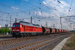 233 233-6 DB Cargo Magdeburg 30.08.19 (Paul David Smith (Widnes Road)) Tags: magdeburg saxonyanhalt germany 2332336 db cargo 300819 br233 ludmilla br232 dr