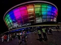 259/365 (Charlie Little) Tags: p365 project365 glasgow hydro colourful police cameraphone mobilephotography huawei p30pro leica scotland streetphotography