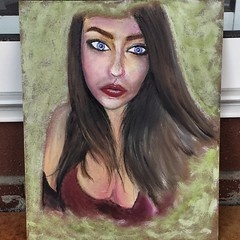 Miradas  ... . . #art #artist #artlovers#flickr #artstagram #artdaily #bellezza  #boceto #buenosdias #buongiorno #dibujo #dibujos #dibujar  #disegno #draw  #drawing  #hairstyle #instagram #miradas #oleo#oil#oilpaint #pincel#painter #painting#portrait#port (egc2607) Tags: miradas sketch portre disegno retrato instagram tattoo art buongiorno boceto artdaily oilpaint oil flickr artlovers dibujo bellezza artist painting painter oleo drawing hairstyle dibujar portrait dibujos artstagram pincel buenosdias draw