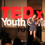 India Wilson at TEDxYouth@MaiKhao
