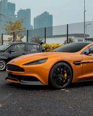 Aston Martin Vanquish (_akeemzahari) Tags: astonmartin vanquish kualalumpur malaysia astonmartinvanquish stxyhumbleorigin stxhblorgn