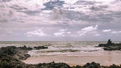 Tambaba Beach (KyllerCG) Tags: américadosul brasil brazil brazilsnortheast ne nordeste pb paraíba regiãonordeste southamerica tambaba air ar beach cidadesnordestinas clima clouds estilodevida funfunfun lifestyle nudism nudismo nuvens pelados praia summer weather