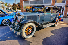 Now thats a Buick (kendoman26) Tags: 1929buick september2019morrisilcruisenight morriscruisenight sonyalpha sonyphotographing selp1650 sonya6000 hdr nikhdrefexpro2