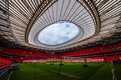 Bilbao0026San Mames (schulzharri) Tags: stadion bilbao athletic spanien spain espana san mames arena football fusball architecture architektur