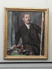 Selbstbildnis / Self-portrait (1919), Lovis Corinth (1858-1925) (michael_s_pictures) Tags: selbstbildnis selfportrait corinth altenationalgalerie berlin