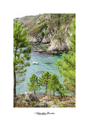 Quelque part en Bretagne (Seb BAUDIN) Tags: nikon d7000 crozon bretagne brittany breizh océan ocean seascape falaise rocks littoral sébastien baudin
