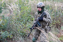 190918-A-WT330-1007 (Navin, PAO) Tags: army ukraine armed forces wet gap crossing assault brigade 10th mountain yavoriv combat training center