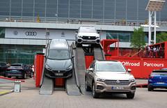 VW AG SUVs IAA Frankfurt 2019 (rvandermaar) Tags: seat tarraco volkswagen touareg audi etron troc iaa frankfurt 2019 vw