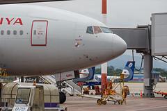 Rossiya Airlines Boeing 777-300 EI-UNL at Vladivostok International Airport (Andrei Efimkin) Tags: 773 777300 777312 b773 b777 boeing eiunl rossiyaairlines sochi uhww vvo vladivostok vladivostokinternationalairport сочи