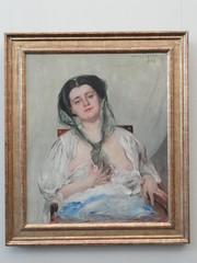 Donna Gravida (die Gattin des Künstlers / the artist's wife) (1909), Lovis Corinth (1858-1925) (michael_s_pictures) Tags: artist wife corinth gattinkünstler altenationalgalerie berlin donna gravida