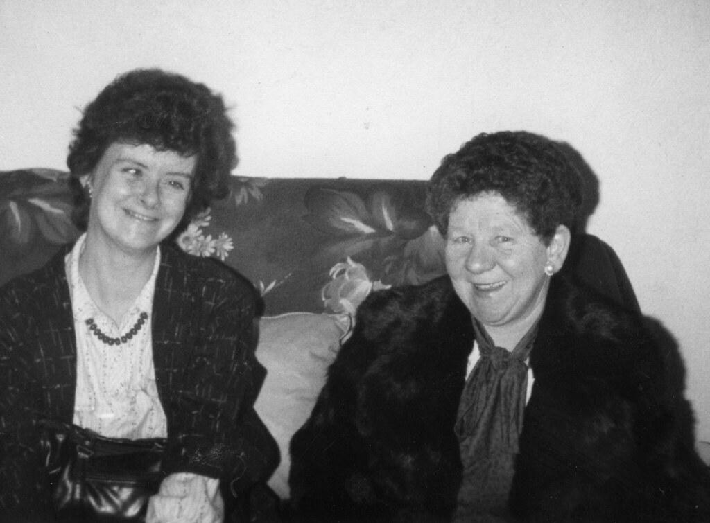 Christen Fergusson 1980s