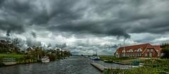 Dänemark - Ribe - Kammerslusen (Pana53) Tags: photographedbypana53 pana53 dänemark naturundlandschaftsfotografie nordsee schleuse kammerslusen ribe panorama juetland nordseeküste naturparkwattenmeer nikon nikond810