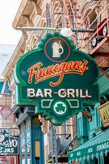 Finnegan's Bar and Grill (Thomas Hawk) Tags: america finnegansbarandgrill florida orlando usa unitedstates unitedstatesofamerica universal universalorlandoresort universalstudios universalstudiosflorida universalstudiosorlando neon neonsign restaurant fav10 fav25