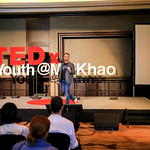 Darren Scherbain at TEDxYouth@MaiKhao