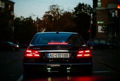 Mercedes Benz W212 (dmitriy.marichev) Tags: mercedes benz w212 mercedesbenzw212 leica leicam leicam8 car city kiev ukraine dmitriymarichev summilux 5o