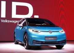 Volkswagen ID.3 (rvandermaar) Tags: volkswagen id3 iaa frankfurt 2019 1st vw volkswagenid3 vwid3