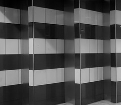Abstract (hermann.kl) Tags: blackandwhite abstract ubahnhof cologne köln abstrakt schwarzweis undergroundstationappellhofplatz
