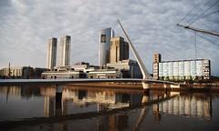 Argentina (paolomilanese) Tags: citytown buenosaires aires buenos port capital puertomadero madero puerto women bridge mujeres puente puemte calatrava argentina