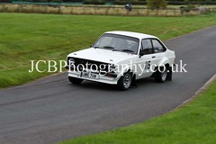 JCB_1350 (chris.jcbphotography) Tags: barc harewood speed hillclimb championship yorkshire centre jcbphotographycouk greenwood cup mike wilson ford escort mkii