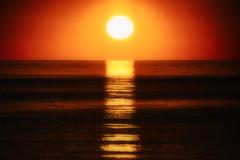 September Morning (KWPashuk (Thanks for >3M views)) Tags: nikon d7200 tamron tamron18400mm lightroom luminar luminar2018 luminar3 luminar31 kwpashuk kevinpashuk sunrise dawn morning water reflection glow orange colours colors bronte beach park lake ontario oakville canada nature peaceful still
