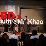 Yupares Nimkarn at TEDxYouth@MaiKhao