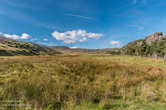 Towards Cronkley Fell and Noon Hill from Blea Beck Sep 2019 (Richard Laidler) Tags: aonb areaofoutstandingnaturalbeauty bleabeck bluesky bright clouds countydurham cronkleyfell earlyautumn fells fine globalgeopark hills hillside landscape longdistancefootpath moor moorland moors noonhill northeastengland northpennines northpenninesaonb pennineway sunny sunshine teesdale teesdalelandscape upland upper upperteesdale whiteclouds