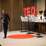 Kyle Daniels at TEDxYouth@MaiKhao