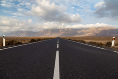 The Road (czmyras) Tags: road lanzarote mountains landscape canaryislands famara