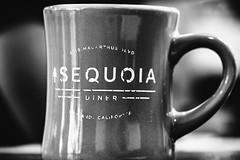 Sequoia Diner (Thomas Hawk) Tags: america bayarea california eastbay highwirecoffee laureldistrict oakland sfbayarea sequoiadiner usa unitedstates unitedstatesofamerica westcoast breakfast brunch bw coffee restaurant