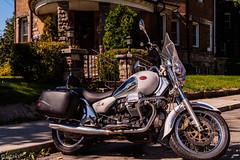 Motorcycle (Uta_kv) Tags: beautifulwoman motorcycle canon5d bike canon5dclassic teamcanon toronto beautifulday