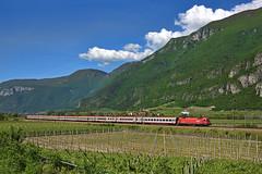 Taurus OBB (Paolo Brocchetti) Tags: paolobrocchetti taurus ec obb treno bahn rail ferrovia nikon d810 24120