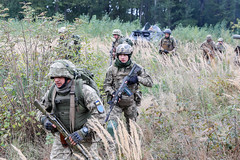 190918-A-WT330-1008 (Navin, PAO) Tags: army ukraine armed forces wet gap crossing assault brigade 10th mountain yavoriv combat training center