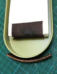 IMG_1509BoekInBlik (De avonturen van de Argusvlinder) Tags: boek boekinblik boekbinden leer handboekbinden