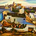 The Gypsie's Settlement (c. 1923) - Eduardo Viana (1881-1967)