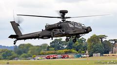 Apache (Bernie Condon) Tags: uk plane army flying apache display aircraft aviation military navy attack assault airshow helicopter boeing britisharmy westland warplane gunship aac rn armed royalnavy airday yeovilton rnas hmsheron wah64