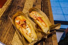 BM7Q7540.jpg (Idiot frog) Tags: lobsterroll northeastasia shinsaibashi food bread asia travel street journey japanesefood tour delicious vacation osaka japan shopping