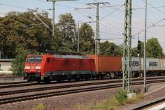 189009 Magdeburg, Germany (Paul Emma) Tags: germany magdeburg railway railroad electrictrain train 189009