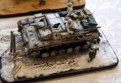 Stug, ASVC Wombourne Show, 8th September 2019. (Roly-sisaphus) Tags: modelshows scalemodels modelcompetitions