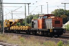 203014 Magdeburg, Germany (Paul Emma) Tags: germany magdeburg railway railroad electrictrain train 203014