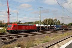 187130 Magdeburg, Germany (Paul Emma) Tags: germany magdeburg railway railroad electrictrain train 187130