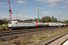 193363 Magdeburg, Germany (Paul Emma) Tags: germany magdeburg railway railroad electrictrain train 193363