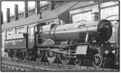 Ex-works Manor at Swindon (trafalgar45682) Tags: swindon works collett manor class 7823 hook norton sixties steam