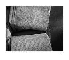 Mesh (agianelo) Tags: trampoline cover texture fabric abstract monochrome bw bn blackandwhite