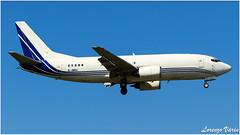 (Sir George R. F. Edwards) Tags: avgeek plane planelover planespotter planespotting aviation aviationspotter aviationspotting airport canon 7dmarkii west atlantic uk boeing 737 733 cargo freighter