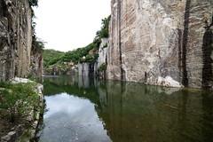 A Secret World (TigerPal) Tags: korea rok republicofkorea pocheon artvalley quarry rock lake water reflection canyon mine southkorea happyplanet asiafavorites